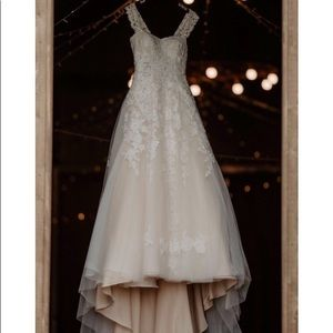 Ivory Wedding Dress size 4P
